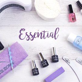 Cosmetics Zone Essential Hybride Manicure Kit