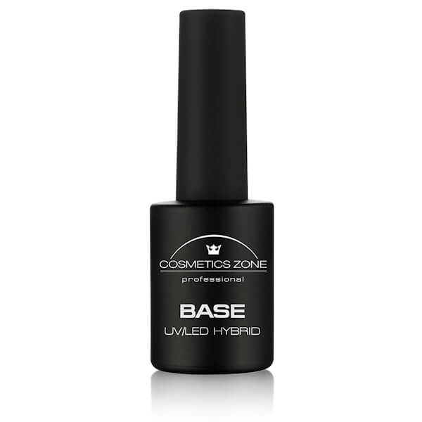 Afbeelding van Cosmetics Zone UV/LED Hybrid Basecoat 15ml.