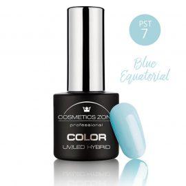 Cosmetics Zone UV/LED Hybrid Gel Nagellak 7ml. Blue Equatorial PST7