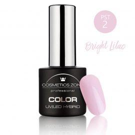 Cosmetics Zone UV/LED Hybrid Gel Nagellak 7ml. Bright Lilac PST2