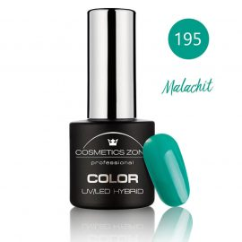 Cosmetics Zone UV/LED Hybrid Gel Nagellak 7ml. Malachit 195