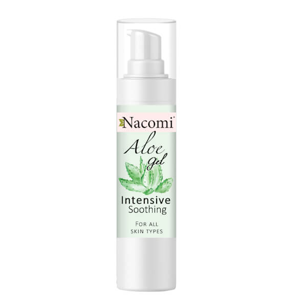 Afbeelding van Nacomi Aloe Face Gel Serum 50ml.