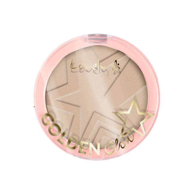 Afbeelding van Lovely Golden Glow Powder #2 Light Beige