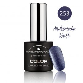 Cosmetics Zone UV/LED Hybrid Gel Nagellak 7ml. Andromeda Dust 253