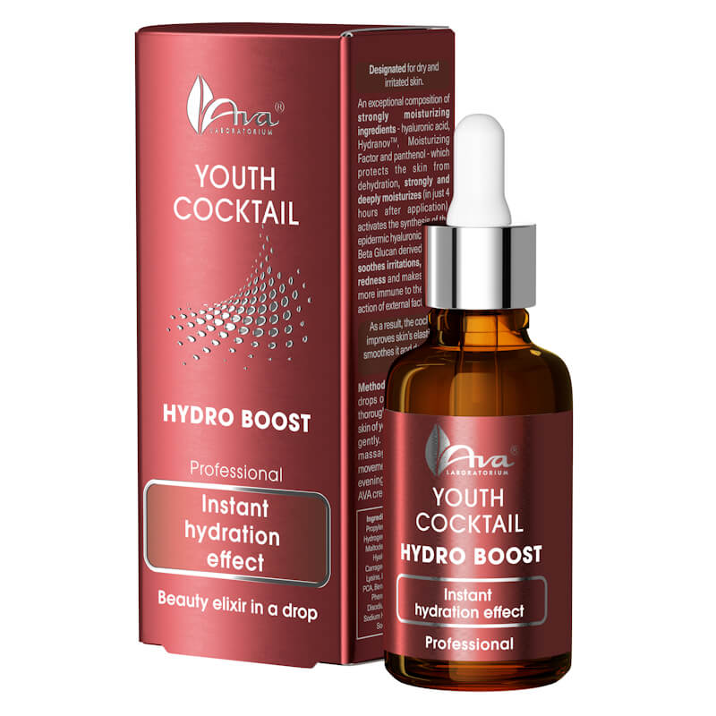 Afbeelding van AVA Cosmetics – Youth Cocktail - Hydro Boost 30ml.