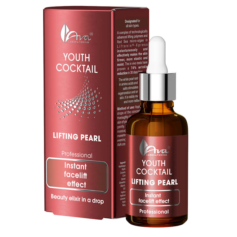 Afbeelding van AVA Cosmetics – Youth Cocktail - Lifting Pearl 30ml.