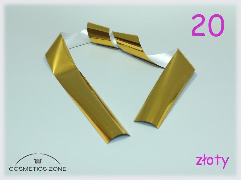 Afbeelding van Cosmetics Zone Transfer Folie voor Nagel Decoratie 50x2.5 cm #20
