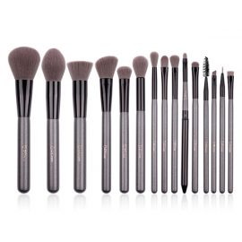 Dermarolling 15-Delige Make Up Kwasten Set D1502