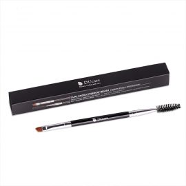 Dermarolling Dual Ended Eyebrow Brush DF16
