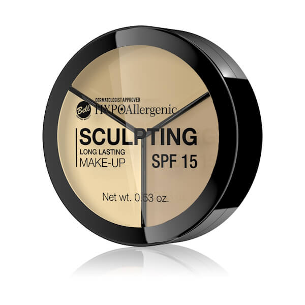 Afbeelding van Hypoallergenic - Hypoallergene Long Lasting Sculpting Make-up #01
