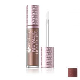 Hypoallergenic - Hypoallergene Metallic Liquid Lips #03 Moscow
