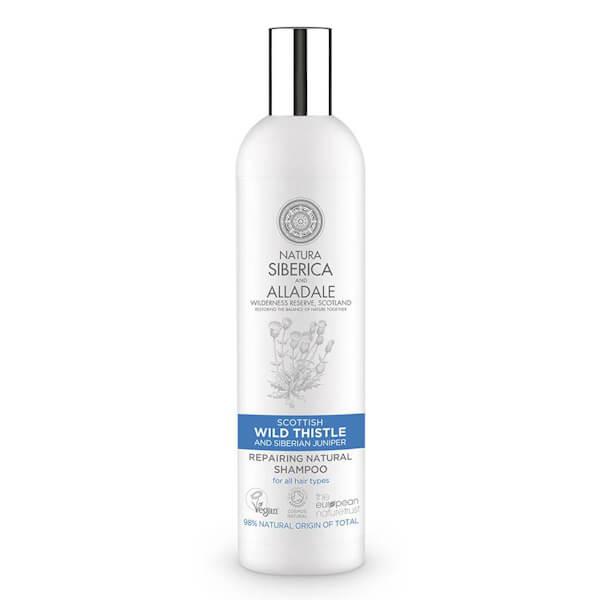 Afbeelding van Natura Siberica Alladale Repair Natural Shampoo 400ml.