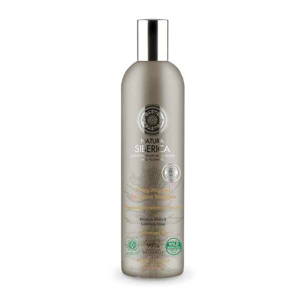 Afbeelding van Natura Siberica Energizing And Protective Shampoo 400ml.