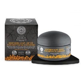 Natura Siberica Northern Soap For Deep Facial Cleansing 120ml.