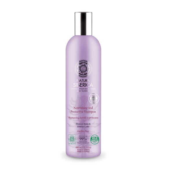 Afbeelding van Natura Siberica Nourishing And Protective Shampoo 400ml.