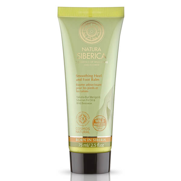 Afbeelding van Natura Siberica Smoothing Heel And Foot Balm 75ml.