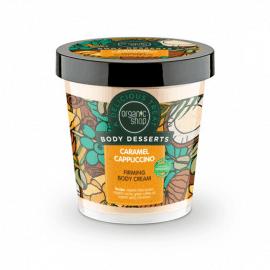 Organic Shop Body Desserts Caramel Cappuccino Firming Body Cream 450ml.