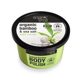 Organic Shop Body Polish Tropical Bamboo 250ml.