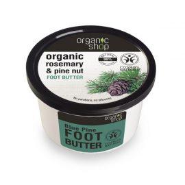 Organic Shop Foot Butter Blue Pine 250ml.