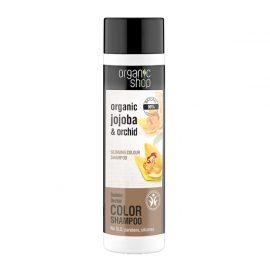 Organic Shop Shampoo Golden Orchid 280ml.