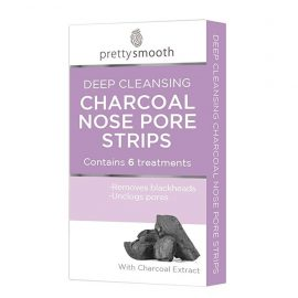 Pretty Smooth Charcoal Nose Pore Strips
