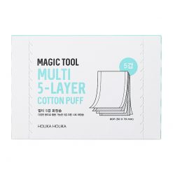 Holika Holika Magic Tool Multi (5-Layer) Cotton Puff 80 pcs