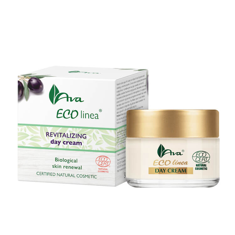 Afbeelding van AVA Cosmetics - Eco Linea - Revitalizing Day Cream 50ml.