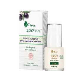 AVA Cosmetics - Eco Linea - Revitalizing Eye Contour Cream 15ml.