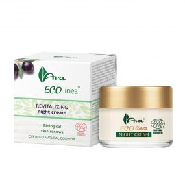 AVA Cosmetics - Eco Linea - Revitalizing Night Cream 50ml.