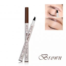 Dermarolling Waterproof Liquid Eyebrow Pen 02 Brown