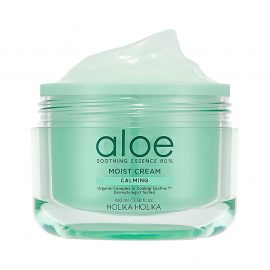 Holika Holika Aloe Soothing Essence 80% Moist Cream 100ml.