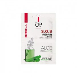 Skin Up S.O.S. Repair Mask Soothing And Calming With Clay Avocado Oil 2x5ml.