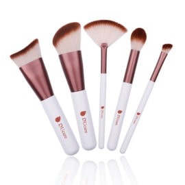Dermarolling 5-Delige Make Up Kwasten Set DS0502