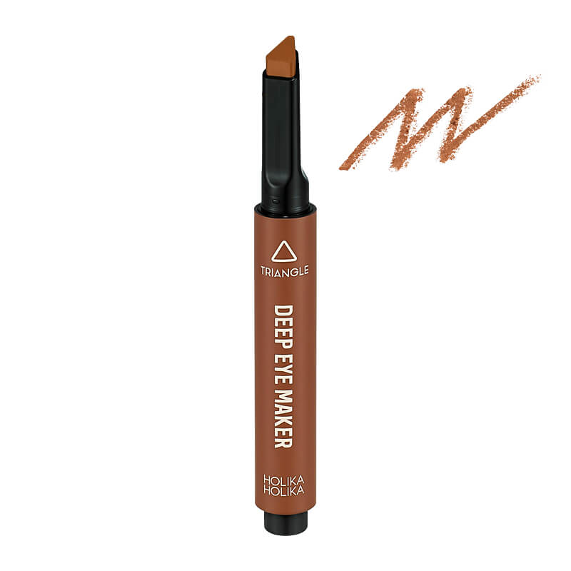 Afbeelding van Holika Holika Triangle Zone Deep Eye Maker 01 Deep Almond