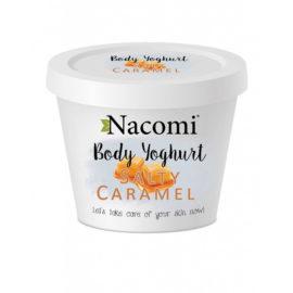 Nacomi Body Yoghurt - Salty Caramel 180gr.