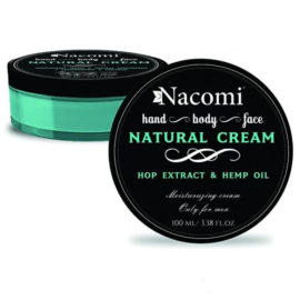 Nacomi Natural Cream - Only for men 100ml