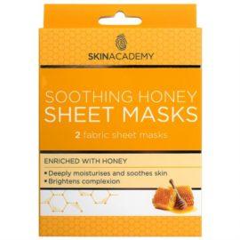 Skin Academy Soothing Honey Sheet Mask