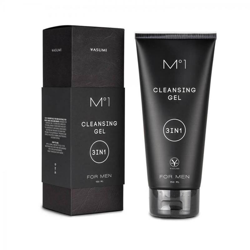 Afbeelding van Yasumi M1 Cleansing Gel For Men 150ml.
