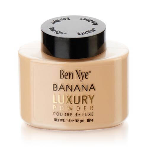 Afbeelding van Banana Powder Ben Nye Luxury 42g.