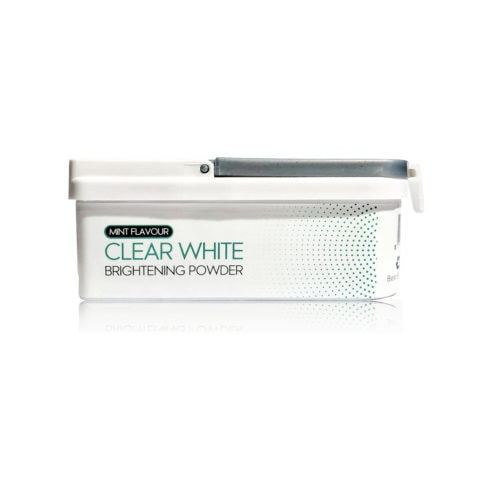 Clear White Mint Flavour Brightening Powder