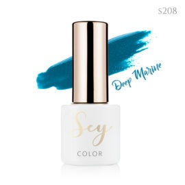 Cosmetics Zone SEY UV/LED Hybride Vernis s208 Deep Marine