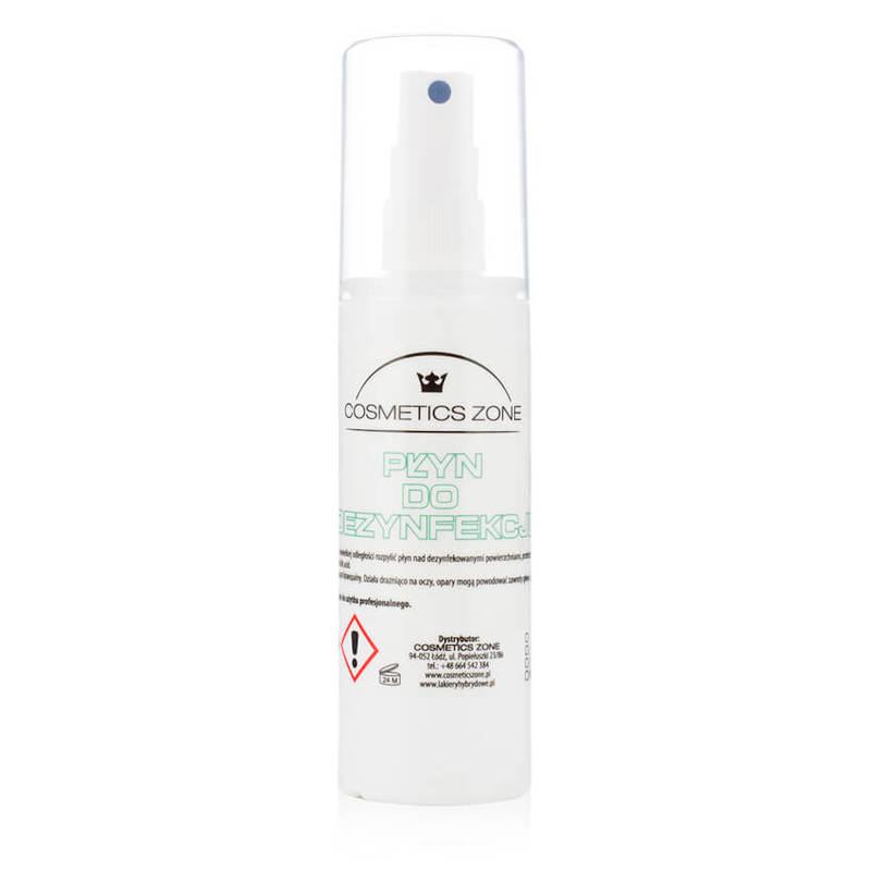 Afbeelding van Cosmetics Zone Sneldrogende Desinfectievloeistof / spray - 100 ml.