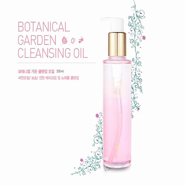 Afbeelding van Ettang Botanical Garden Cleansing Oil 200ml.