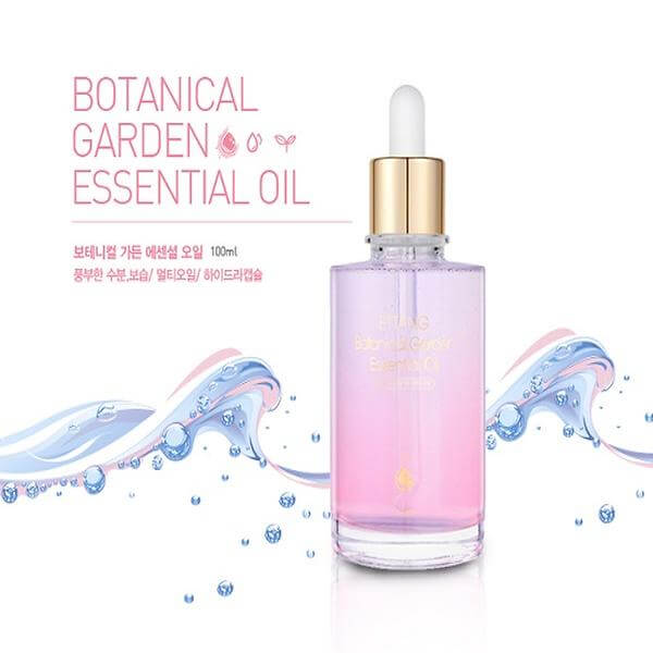 Afbeelding van Ettang Botanical Garden Essential Oil 100ml.