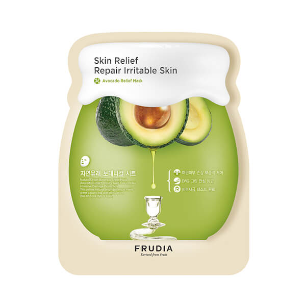 Afbeelding van Frudia Avocado Relief Sheet Mask 27ml