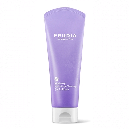Afbeelding van Frudia Blueberry Hydrating Cleansing Gel To Foam 145ml