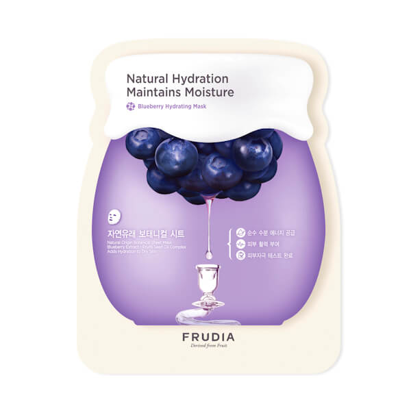 Afbeelding van Frudia Blueberry Hydrating Sheet Mask 27ml