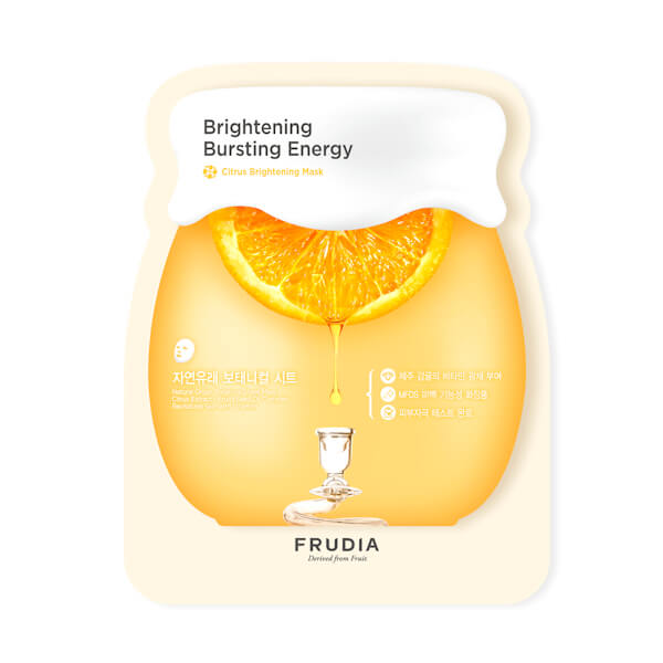 Afbeelding van Frudia Citrus Brightening Sheet Mask 27ml