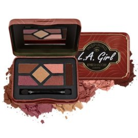 L. A. Girl Inspiring Eyeshadow Palette Be Bold & Beautiful GES338