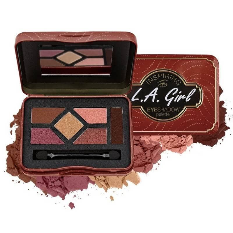 Afbeelding van L. A. Girl Inspiring Eyeshadow Palette Be Bold & Beautiful GES338